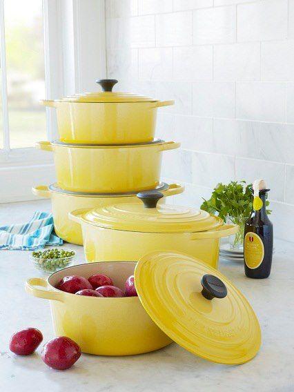 le creuset_giallo