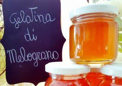 gelatina_melograno e zenzero