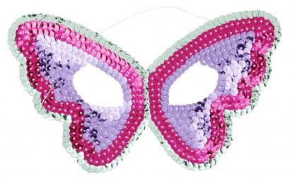 mascherina-farfalla
